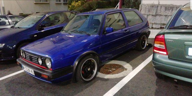 Volkswagen Golf 89