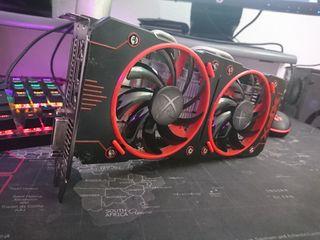 Tarjeta Gráfica AMD RX 460 2GB XFX