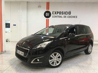 Peugeot 5008 1.6 BlueHDI 120cv Style 7 Plazas