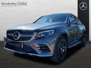 MERCEDES-BENZ Clase GLC 250 4M COUPE