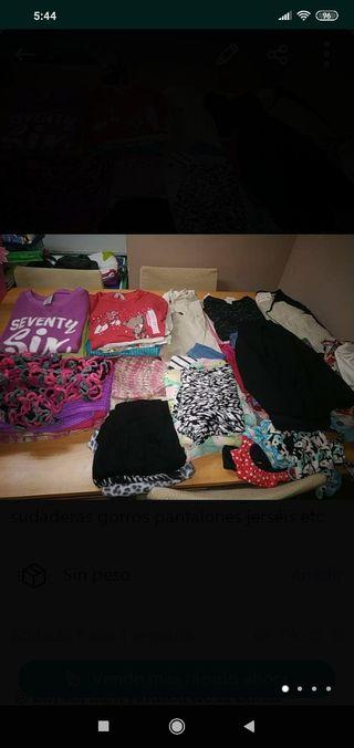 Lote ropa niña