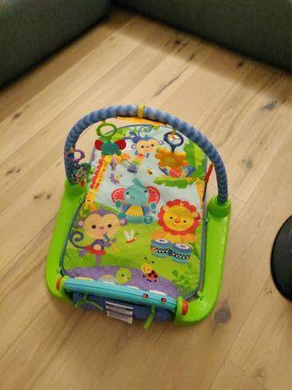 Fisher price gimnasio bebe