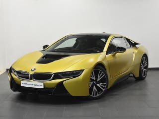 BMW i8 Coupe 266 kW (362 CV)
