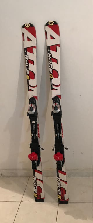 Esquís medida 1,40 cm