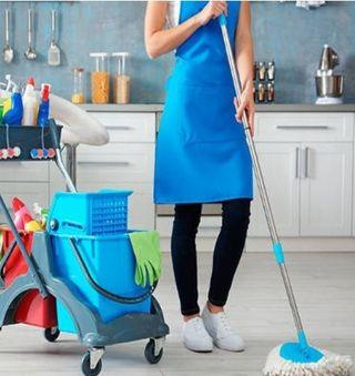 Limpieza de casas,locales o escaleras.
