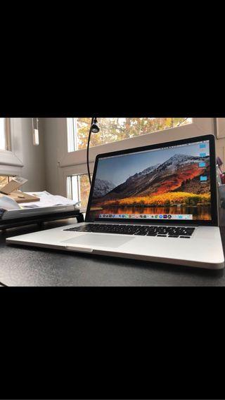 MacBook Pro retina 2015