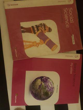 libro de texto social science 5 de primaria