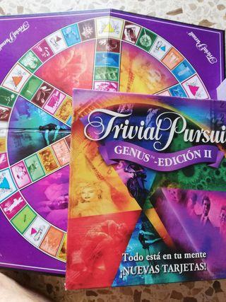 juego de mesa trivial +regalo twister