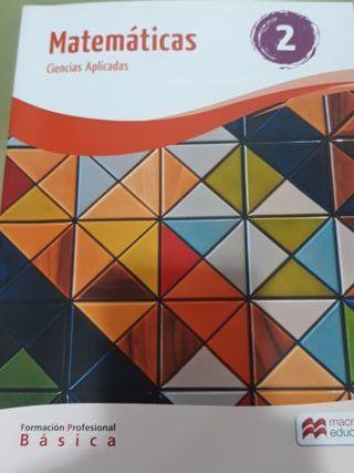 Libro matemáticas Formación Profesional Básica