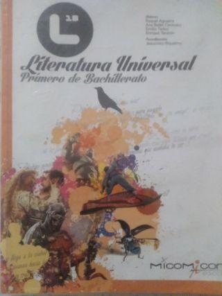 Libros 1 Bachillerato Humanidades