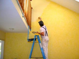Pintores limpios y serios para su piso
