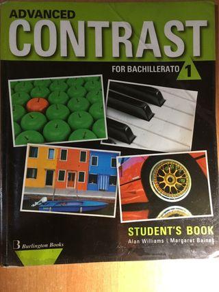 libro inglés 1 bachillerato advanced contrast