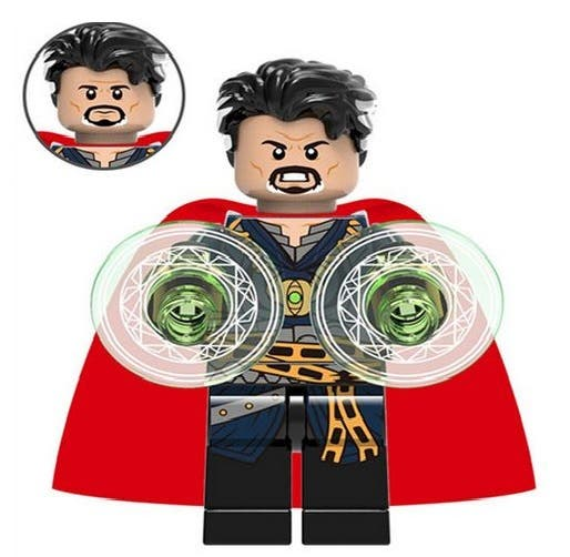 Doctor Strange Classic Minifigures Lego Compatible