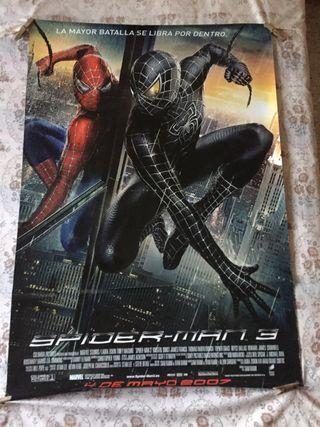 Cartel de cine Spiderman /poster