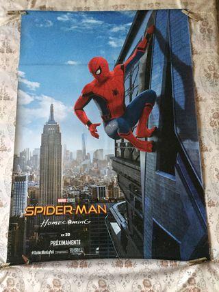 Cartel de cine Spiderman / poster