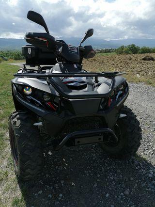 LINHAI ATV 310 4x4 matriculado