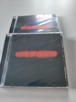 LOVE OF LESBIAN. CD2