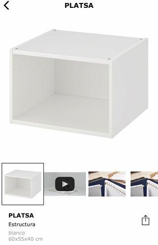 Módulo armario IKEA