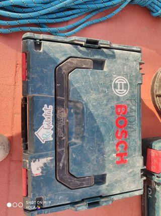 Bosch gws 18v radial a batería