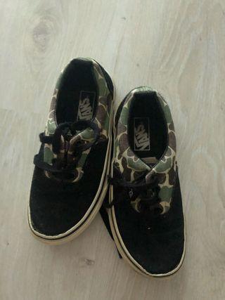 Zapatillas Vans talla 29
