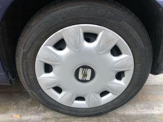 Se venden llantas de chapa de SEAT Ibiza 6k2