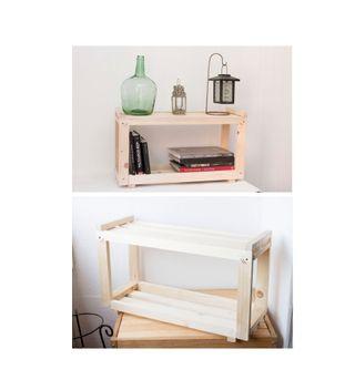 Mueble/madera/organizadror/multiusos/hogar/jardin