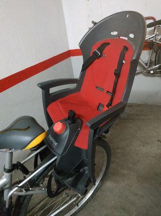 cadireta bici reclinable decathlon