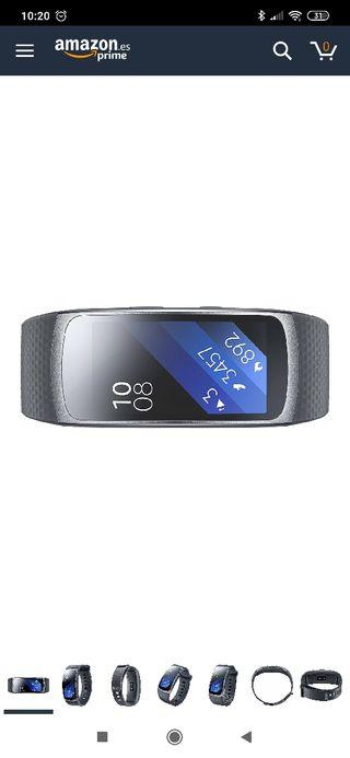 Samsung Gear Fit 2 Pulsera y Reloj de Actividad
