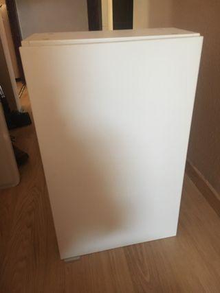 2 armario baño ikea blanco