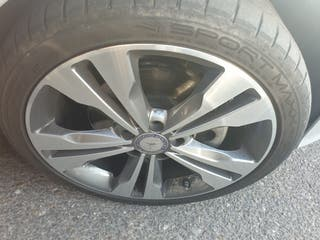 """Llantas 18"""" Mercedes Benz + Neumáticos"""