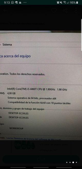 PC HP EDICION ESPECIAL BEAST