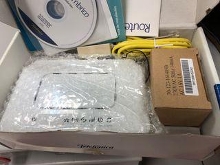 Router Wi-Fi adsl Movistar