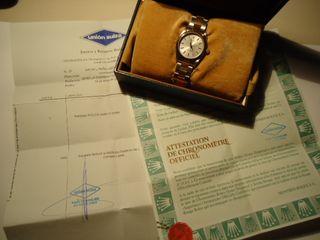 Rolex Oyster Perpetual en Acero y Oro Automatico