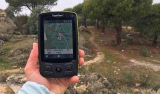 Gps twonav trail