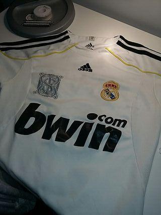 Camisteta Cristiano Ronaldo Real Madrid 09/10