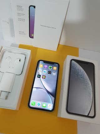 Iphone xr 128 gb Blanco nuevo Oferta!!!