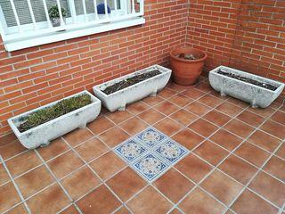 Jardineras exterior