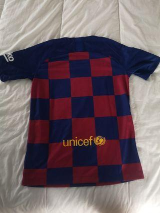 camiseta del FC Barcelona original