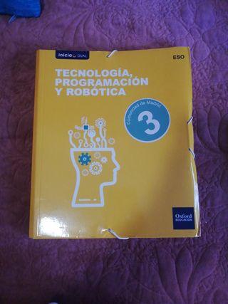 libros tecnología programación y robótica