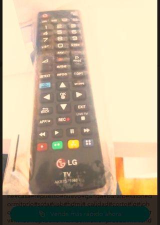 mando para tv de LG Smart tv