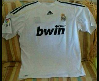 Camisetas deportivas futbol