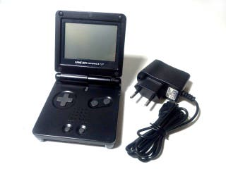 Nintendo Gameboy Advance Sp + Cargador + Juego
