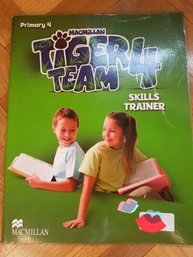 libros Macmillan 4 primaria