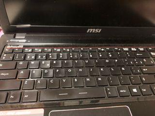 Portátil msi ge60 2pc Intel core 7