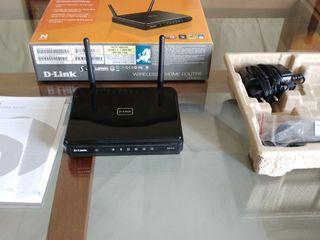 Router wifi D-Link DIR-615