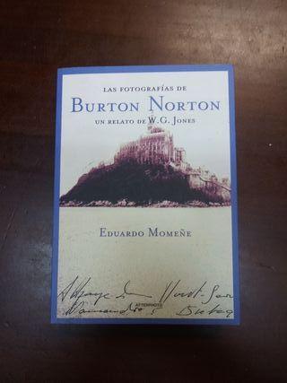 las fotografias de burton norton