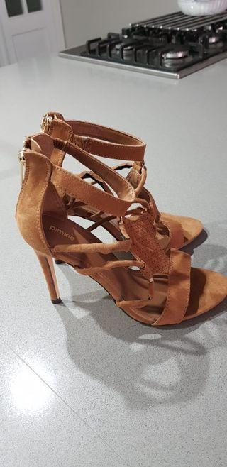 zapatos Pimkie