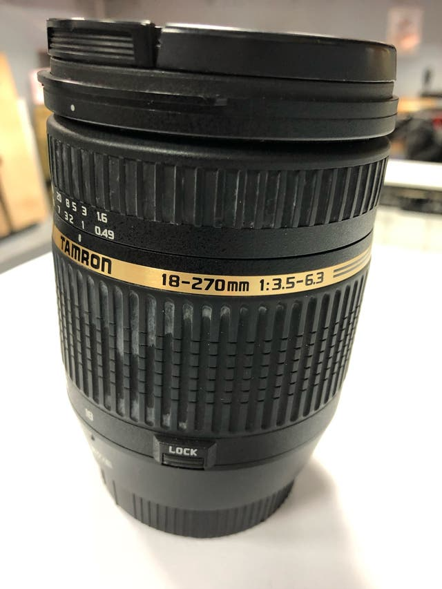 Cámara fotográfica + zoom