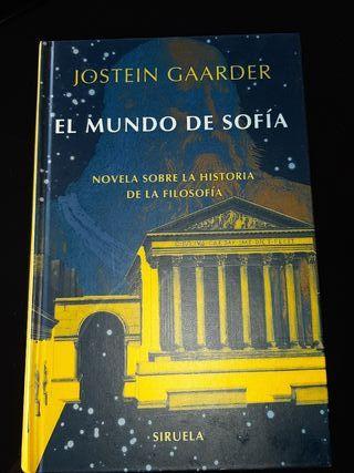 LIBRO - El mundo de Sofía - FILOSOFÍA - HISTORIA