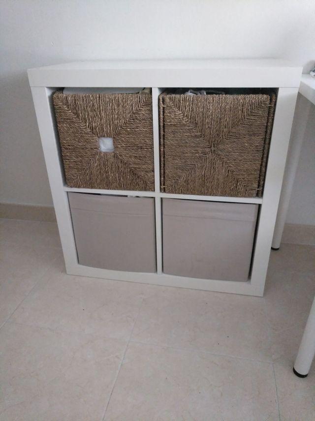 módulo IKEA sin cajones